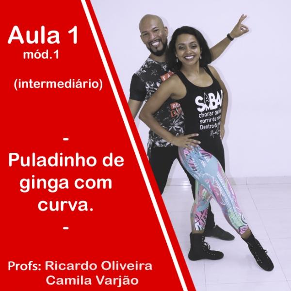 Samba de Gafieira - INTERMEDIÁRIO - Modulo 1 / Aula 1