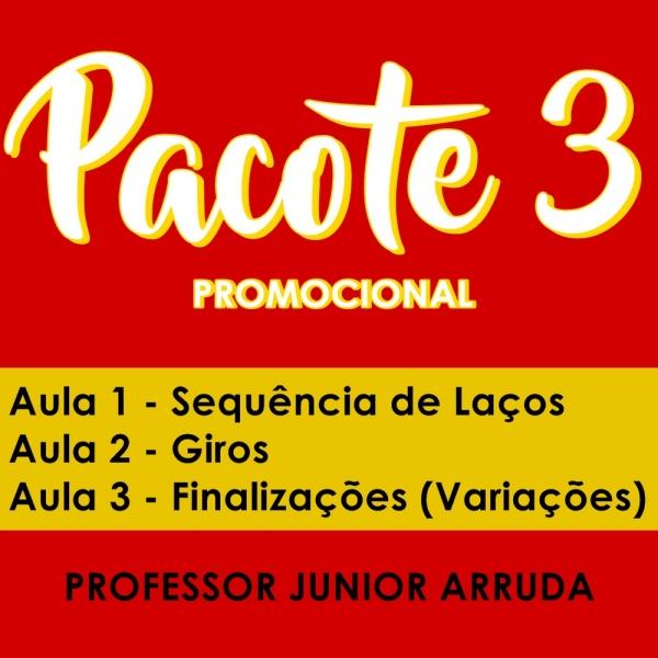 Vanera Paulista - Contém 3 Aulas