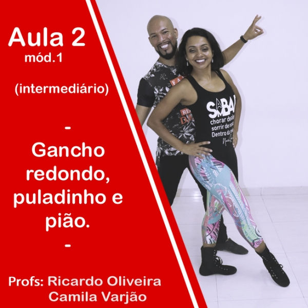 Samba de Gafieira - INTERMEDIÁRIO - Modulo 1 / Aula 2
