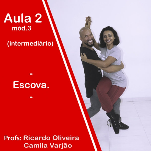 Samba de Gafieira - INTERMEDIÁRIO - Modulo 3 / Aula 2
