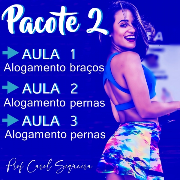 Ladies Style Sertanejo - BÁSICO - Pacote 2 - 3 Aulas