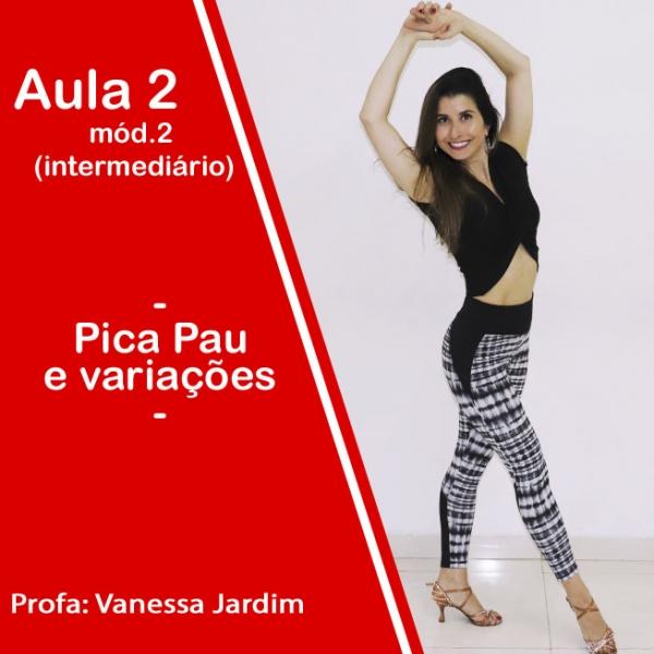 Ladies Style - Gafieira - INTERMEDIÁRIO - Pacote 2 / Aula 2