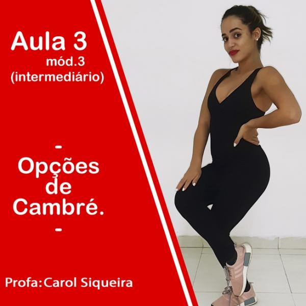 Ladies Style - INTERMEDIÁRIO - Pacote 3 / Aula 3