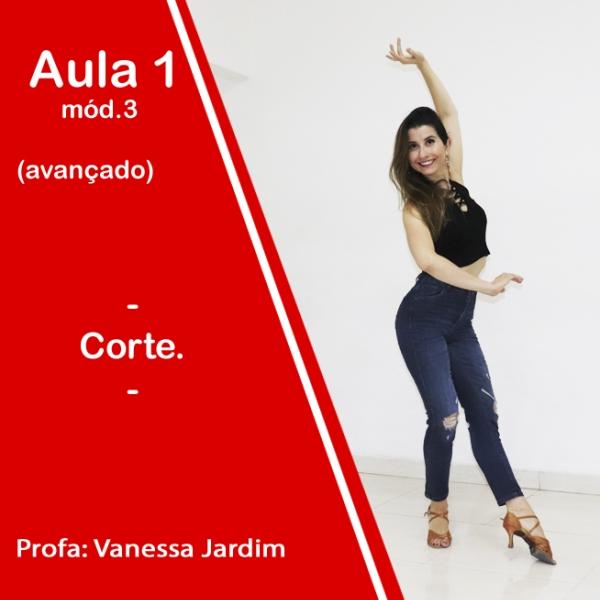 Ladies Style - Gafieira - AVANÇADO - Pacote 3 / Aula 1