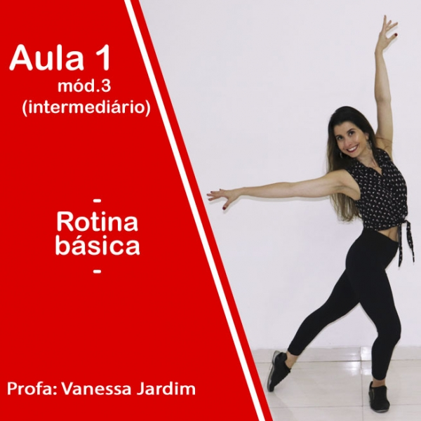 Ladies Style - Gafieira - INTERMEDIÁRIO - Pacote 3 / Aula 1