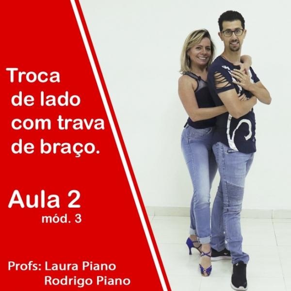 Bachata - BÁSICO - Pacote 3 / Aula 2