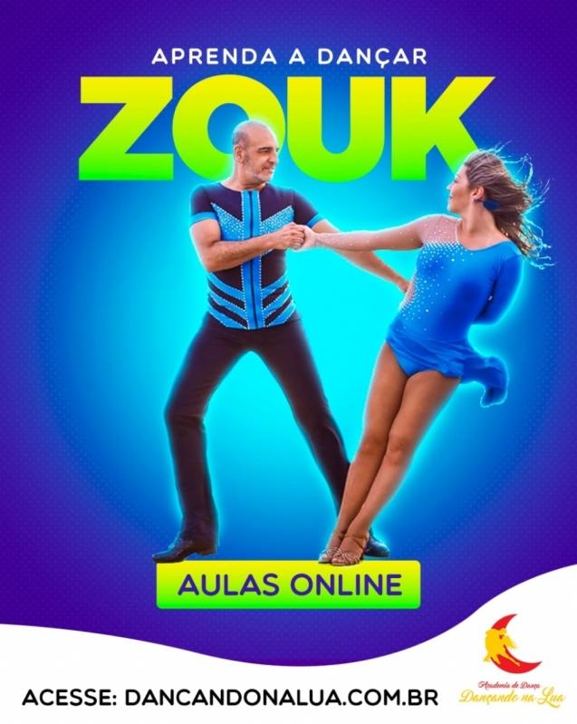 Aulas de Zouk Avançado Planalto Paulista - Zouk Aula de Dança