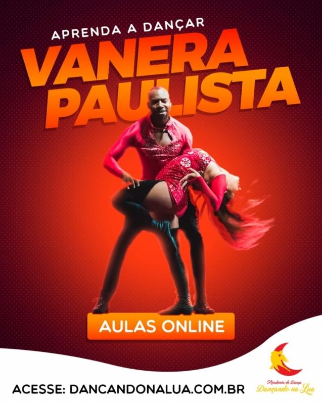 Dança Vanera Paulista Online Orçamento Itaim Bibi - Dança Samba Rock Online