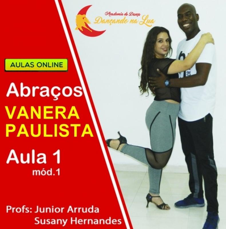 Dança Vanerão Online Vila Clementino - Dança Bachata Online
