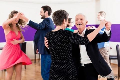Danças de Salão Bolero Saúde - Dança de Salão