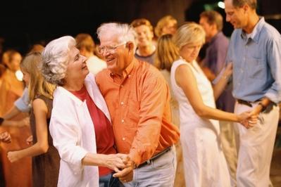 Onde Encontro Dança de Salão Idoso Zona Sul - Dança de Salão para a Terceira Idade