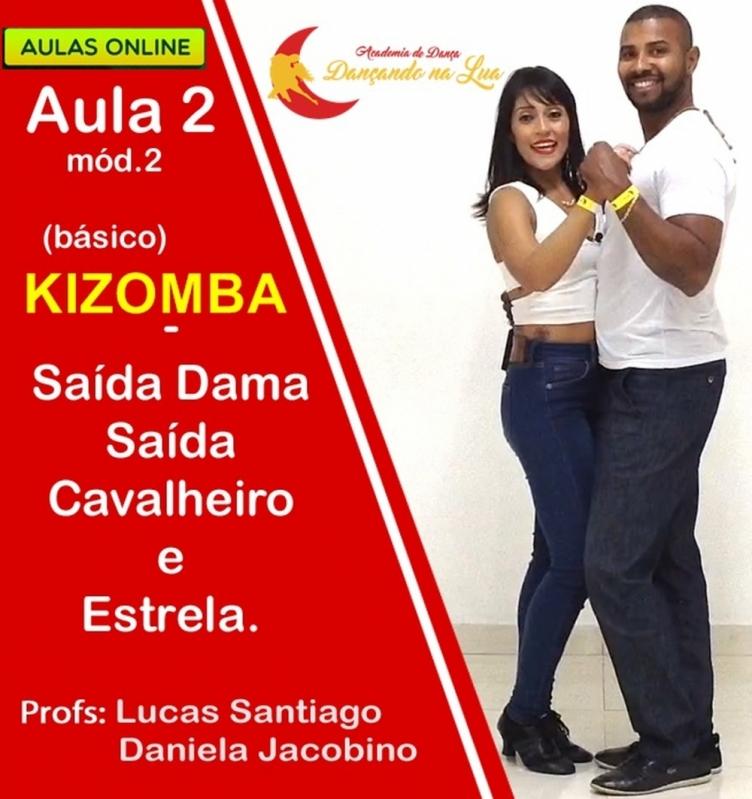 Onde Tem Dança Kizomba Online Vila Clementino - Dança Bachata Online