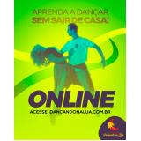 aula dança online preço Cursino