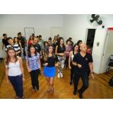 aula de dança gafieira