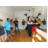 aula de dança gafieira preço Jardim da Glória