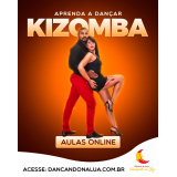 aula de dança kizomba online Moema