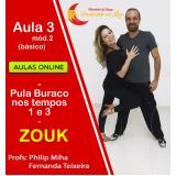 aula de dança zouk online Vila Vera
