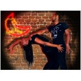 aula de dança zouk Sergipe