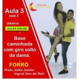 aula de forró avançado Pernambuco