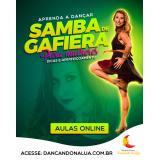 aula de samba no pé e pagode online Alagoas