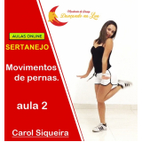 aula de vanera online Ceará