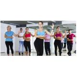 aula de zumba fitness Vila Monumento
