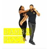 aula online de samba rock Jardim América