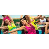aula zumba aeróbica Pernambuco