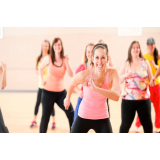 aula zumba fitness Parque Imperial