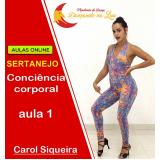 aulas de dança sertaneja online Roraima