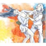 aulas de dança zouk Rio Grande do Norte