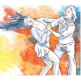 aulas de dança zouk Acre