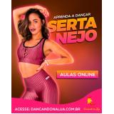 aulas de danças sertanejas online Vila das Mercês