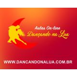 aulas samba de gafieira iniciante Minas Gerais