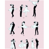 coreografia de valsa para casamento Aeroporto