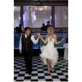 coreografia para casamento com padrinhos Paraíso