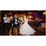 coreografia para padrinhos de casamento preço Água Funda