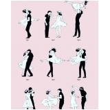 coreografia de valsa para casamento
