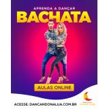 dança bachata online orçamento Paraíba