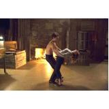 dança de salão na terceira idade preço Vila Vera