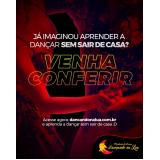 dança de salão samba de gafieira iniciante online Rondônia