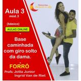 dança forró online orçamento Vila Monte Alegre