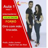 dança forró online Vila Firmiano Pinto