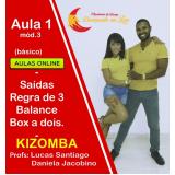 dança kizomba online valores Mato Grosso