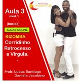 dança kizomba online São Paulo