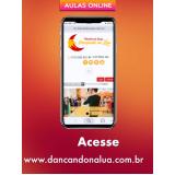 dança online samba Zona Sul