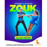 dança zouk online orçamento Cidade Ademar