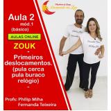 dança zouk online Pernambuco
