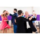 danças de salão bolero Saúde