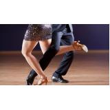 dança de salão aula